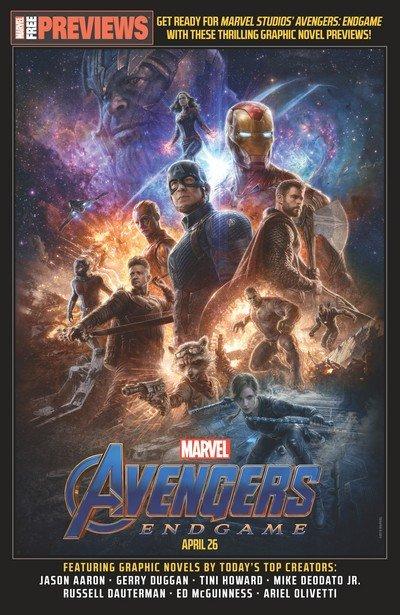 Avengers Start Here Sampler 2019 #1 (2019)