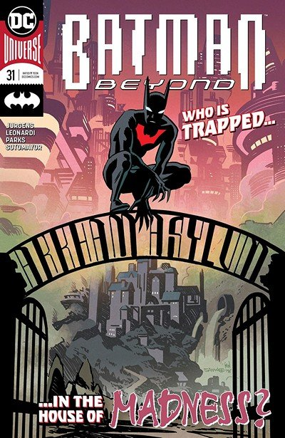 Batman Beyond #31 (2019)
