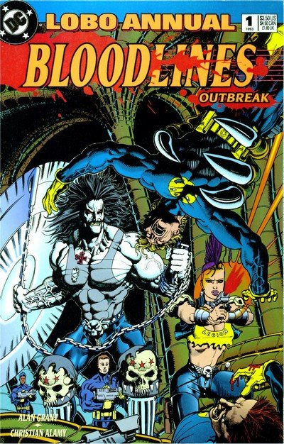 Bloodlines (Story Arc) (1993)