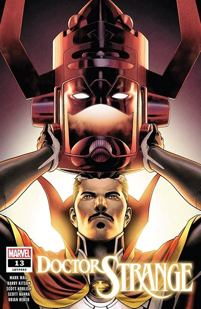 Doctor Strange #13 (2019)