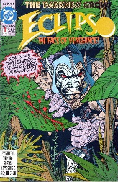 Eclipso #1 – 18 (1992-1994)