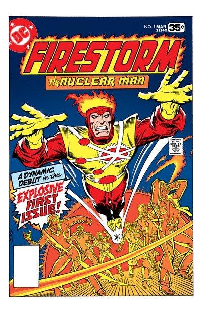 Firestorm – The Nuclear Man #1 – 5 (1978)