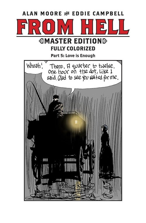 From Hell – Master Edition #5 (2019)