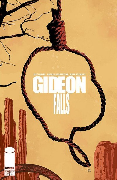 Gideon Falls #12 (2019)