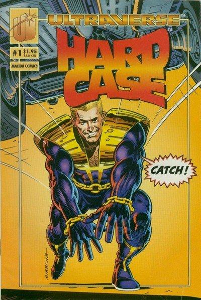 Hardcase #1 – 26 (1993-1995)