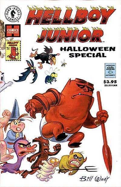 Hellboy Junior – Halloween Special (1997)