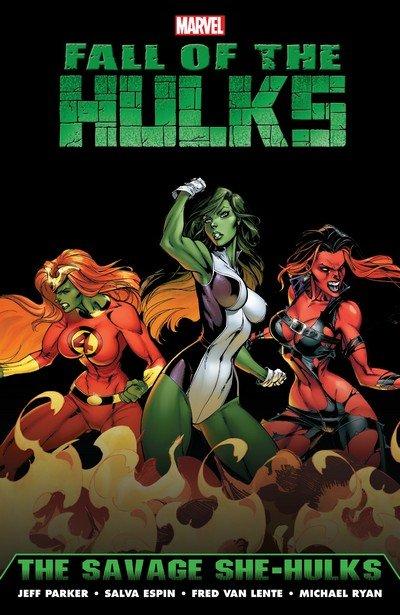 Hulk – Fall of the Hulks – The Savage She-Hulks (TPB) (2010)