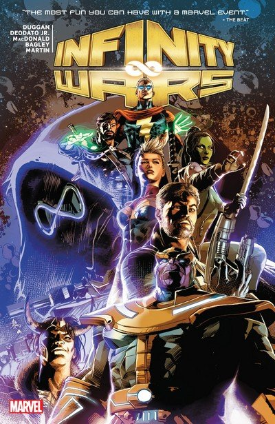 Infinity Wars (TPB) (2019)