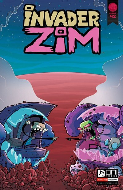Invader Zim #42 (2019)