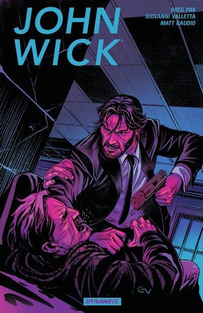 John Wick Vol. 1 (TPB) (2019)
