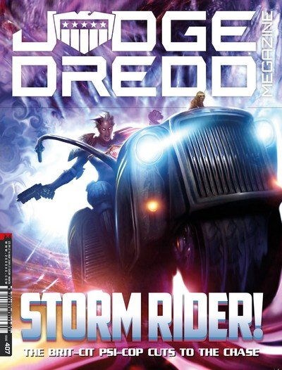 Judge Dredd Megazine #407 (2019)