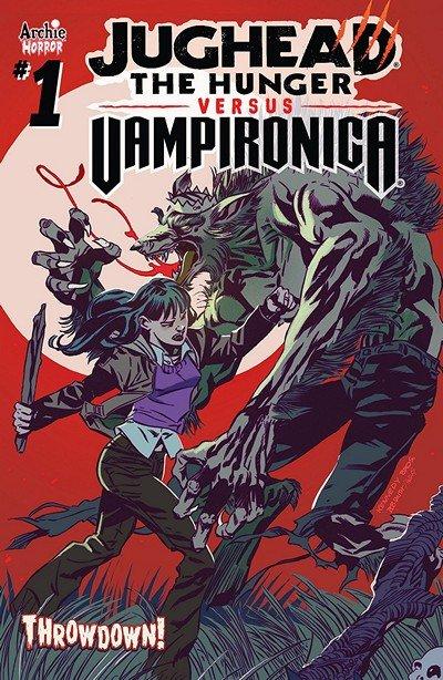 Jughead The Hunger vs. Vampironica #1 (2019)