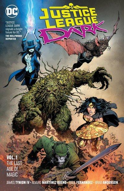 Justice League Dark Vol. 1 – The Last Age of Magic (TPB) (2019)