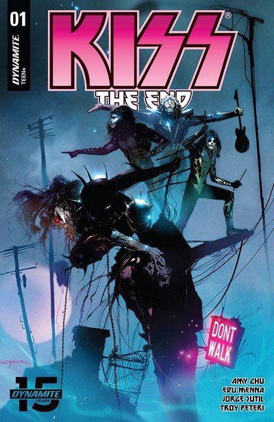 KISS – The End #1 (2019)