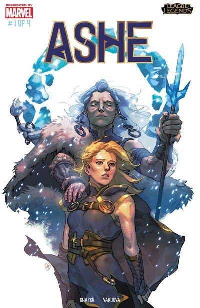 League of Legends – Ashe – Warmother Special Edition #1 – 4 (2019)