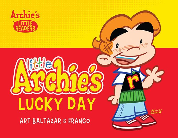 Little Archie's Lucky Day (2019)