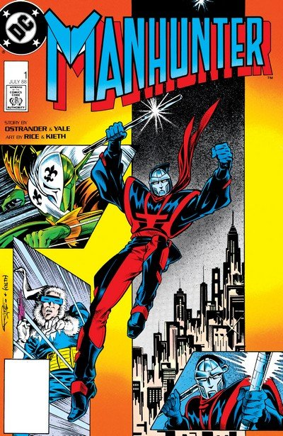 Manhunter Vol. 1 #1 – 24 (1988-1990)