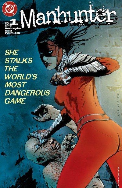 Manhunter Vol. 3 #1 – 38 (2004-2009)