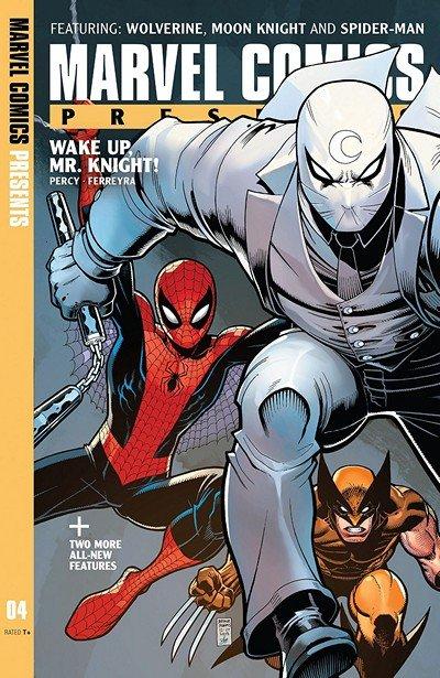 Marvel Comics Presents #4 (2019)