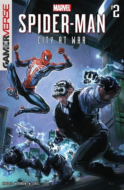 Marvel's Spider-Man – City At War #2 (2019)
