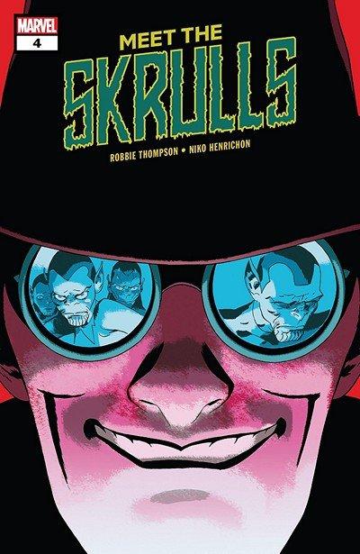 Meet The Skrulls #4 (2019)