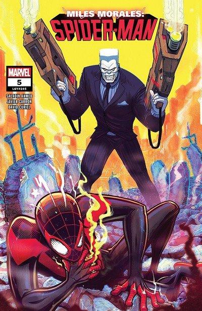 Miles Morales – Spider-Man #5 (2019)