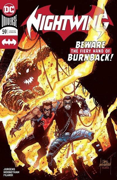 Nightwing #59 (2019)