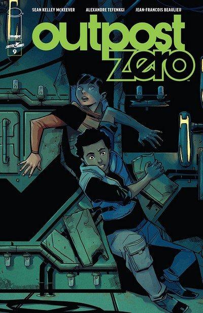 Outpost Zero #9 (2019)