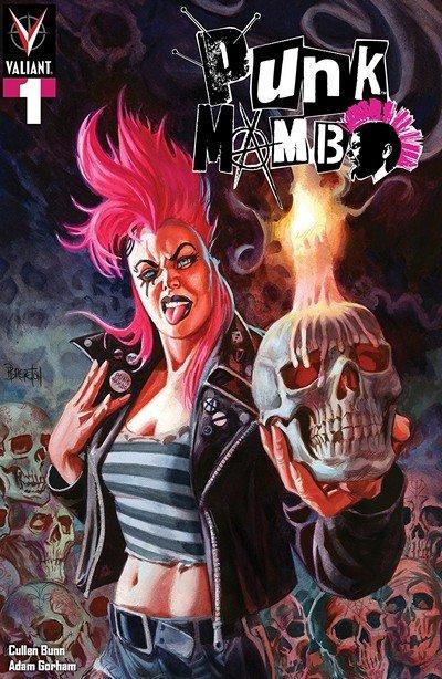 Punk Mambo #1 (2019)