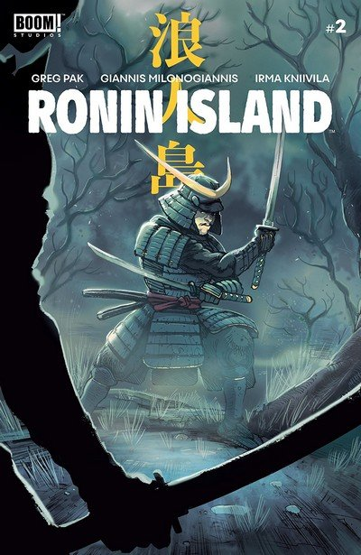 Ronin Island #2 (2019)
