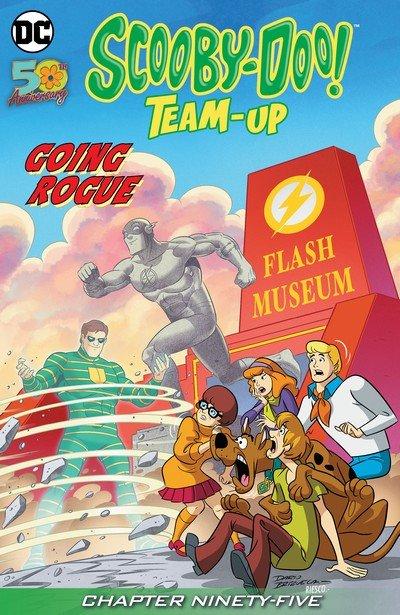 Scooby-Doo Team-Up #95 (2019)