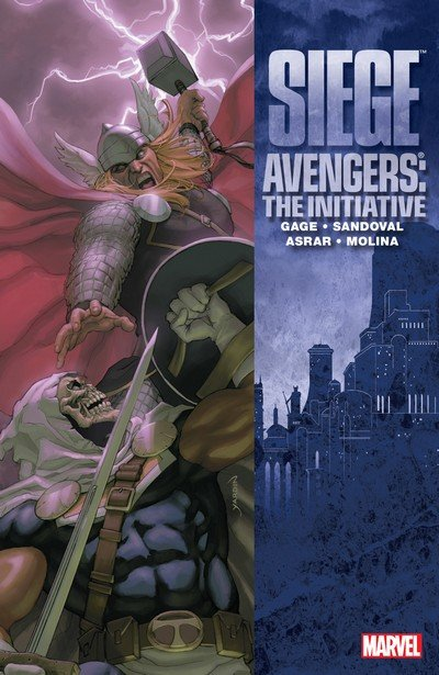 Siege – Avengers – The Initiative (TPB) (2010)