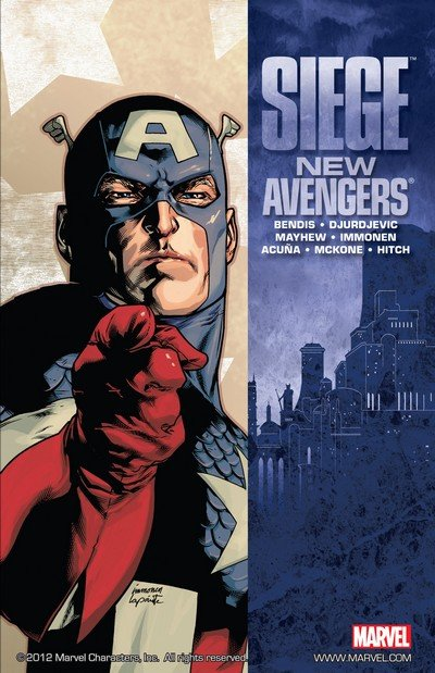 Siege – New Avengers (TPB) (2011)