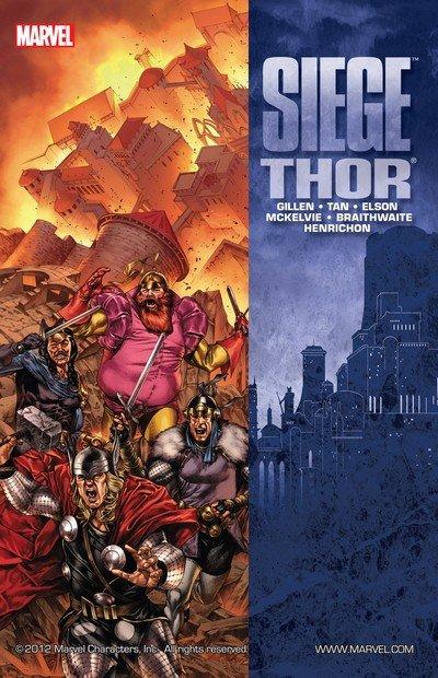 Siege – Thor (TPB) (2010)