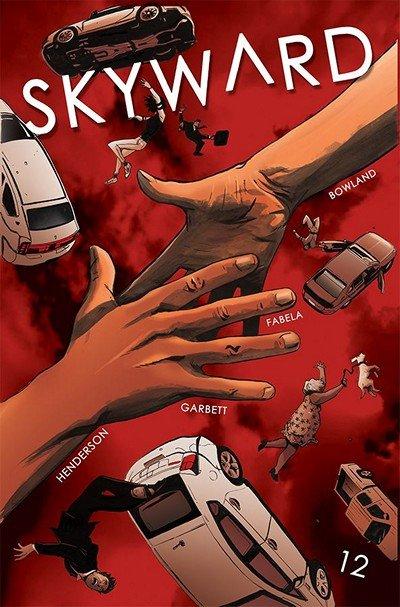 Skyward #12 (2019)