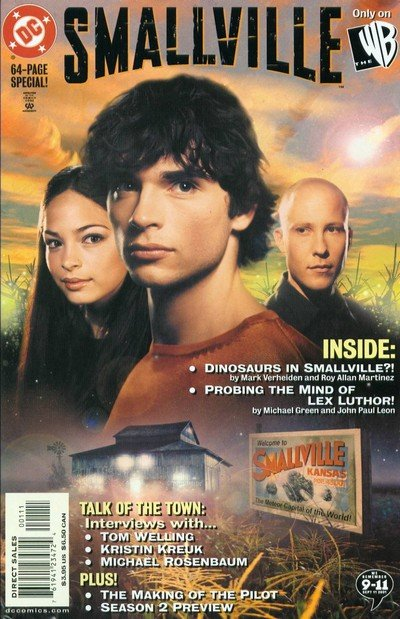 Smallville – The Comic Special (2002)