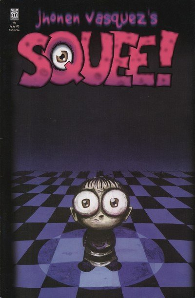 Squee! #1 – 4 (1997-1998)