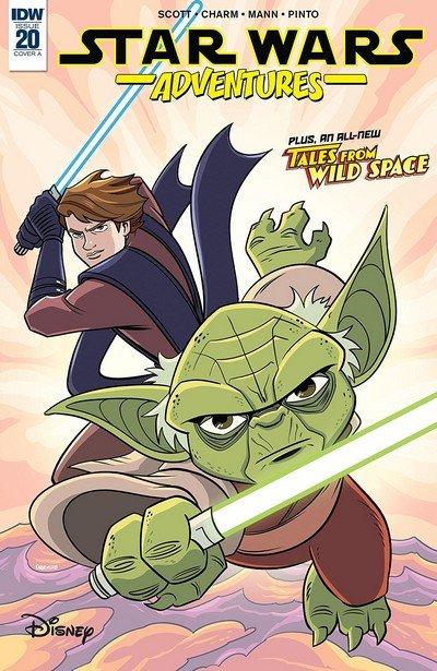 Star Wars Adventures #20 (2019)