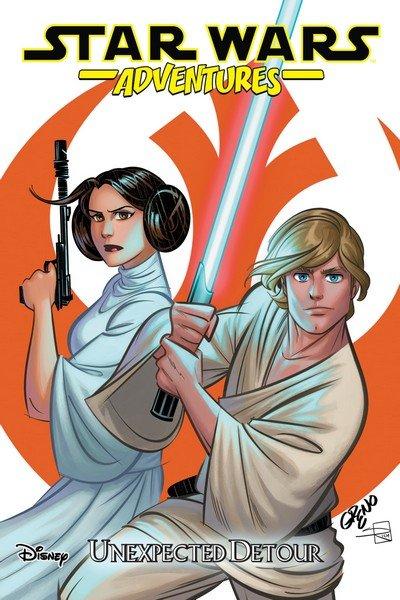 Star Wars Adventures Vol. 2 – Unexpected Detour (TPB) (2018)
