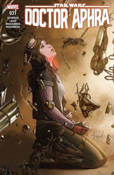 Star Wars – Doctor Aphra #31 (2019)