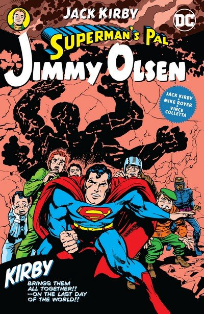 Superman's Pal – Jimmy Olsen by Jack Kirby (TPB) (2019)