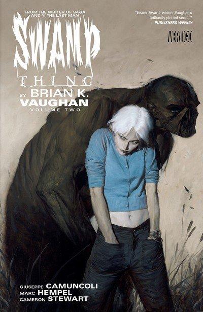 Swamp Thing by Brian K. Vaughan Vol. 2 (TPB) (2014)