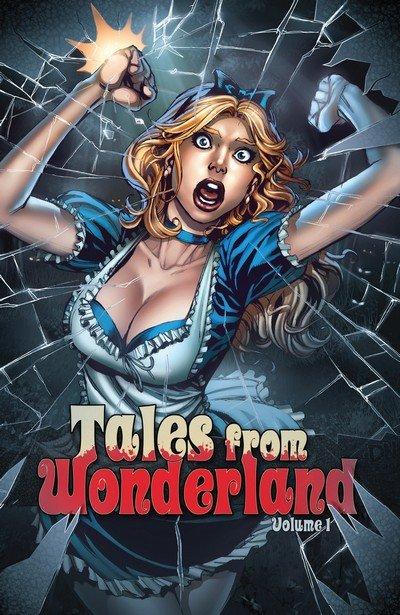 Tales from Wonderland Vol. 1 – 3 (TPB) (2009-2010)