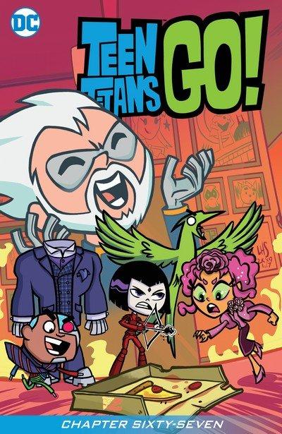 Teen Titans Go! #67 (2019)
