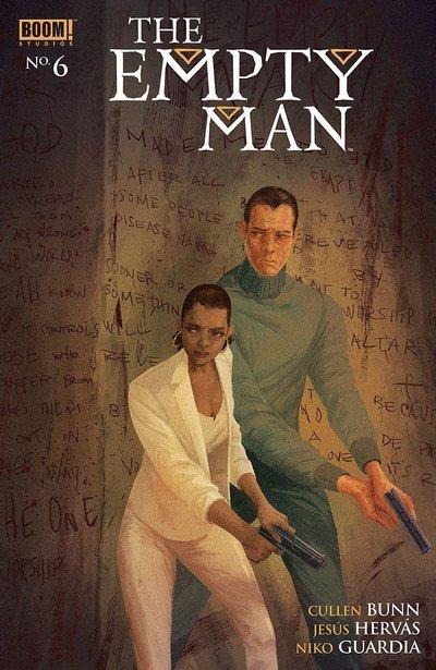 The Empty Man #6 (2019)