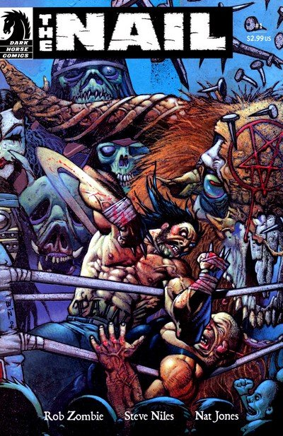 The Nail #1 – 4 (2004)