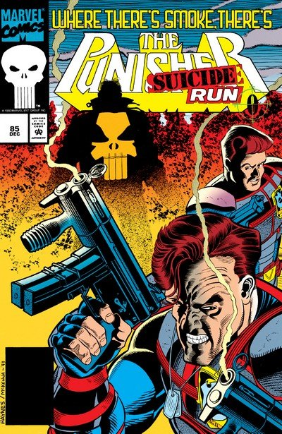 The Punisher – Suicide Run (Story Arc) (1993-1995)