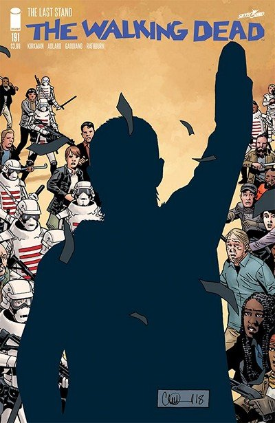 The Walking Dead #191 (2019)
