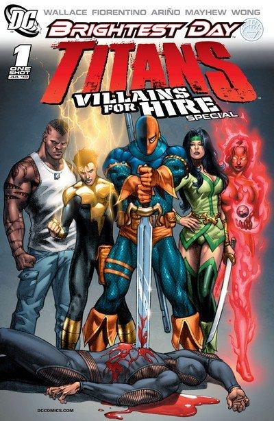 Titans – Villains For Hire Special (2010)