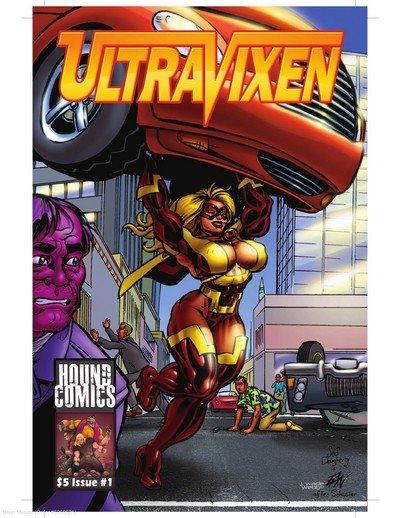 Ultravixen #1 (2013)